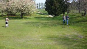 test bio golf 2.0