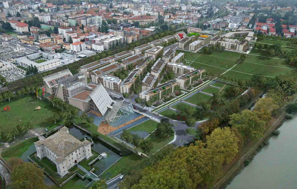 Studio Landscape - Progetto Trento